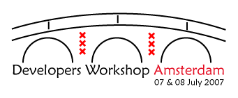 The workshop logo was created by Esther Eberwijn